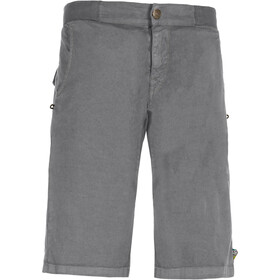 E9 Kroc Flax Climbing Shorts Men grey